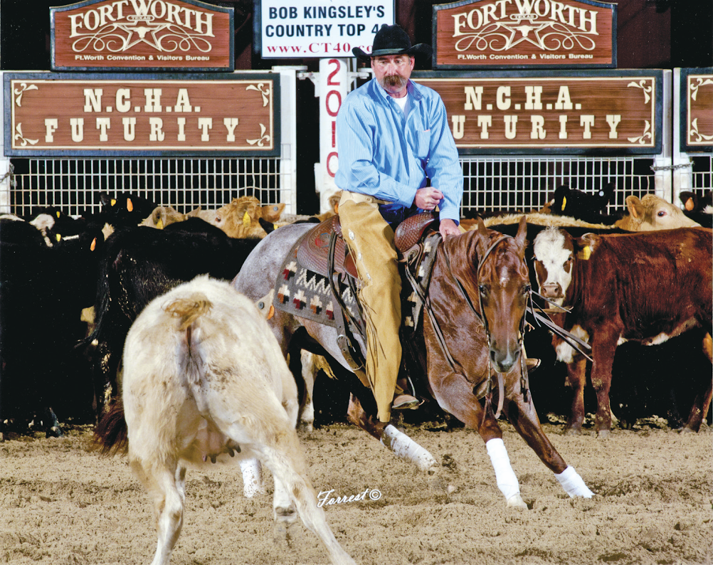 NCHA Futurity Dancin Like Chelsea (Boonlight Dancer x Chelseas No Trouble)